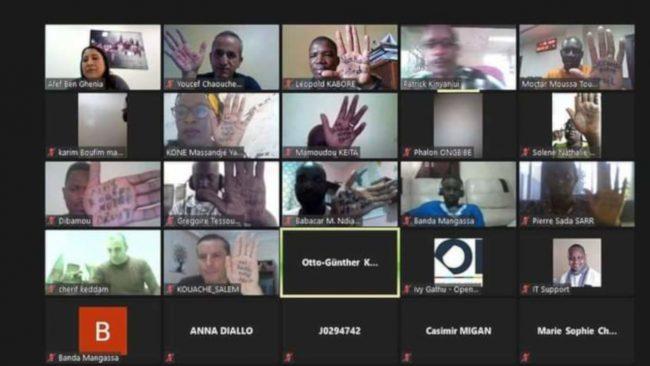 SECUROUTE à la formation sur la gestion de campagne en Afrique