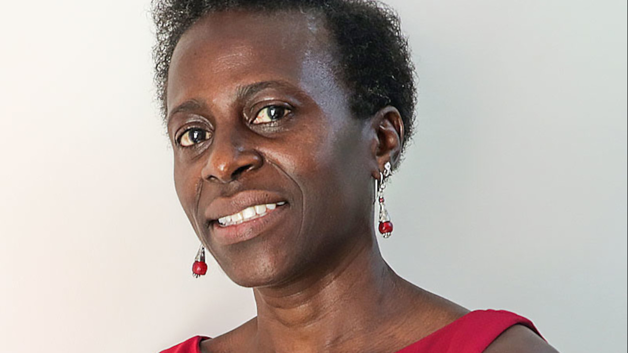 Dr Olive Kobusingye