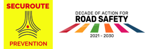 logo securoute decade 2030